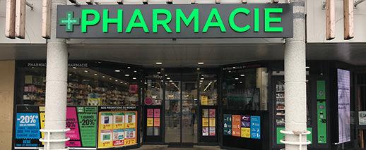 Pharmacie De La République, BONDY